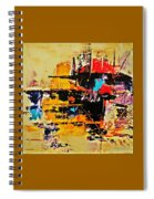 Once Upon A Time In The West Spiral Notebook