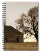 Once Upon A Time In West Texas Spiral Notebook