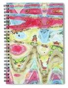 Ondes De Choc / Shock Waves Spiral Notebook