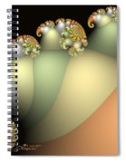 One At A Time Spiral Notebook