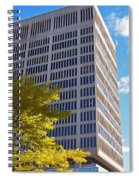 One Broadway Cambridge Ma Kendall Square Spiral Notebook