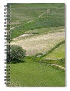 Parko Nazionale Dei Monti Sibillini, Italy 8 Spiral Notebook