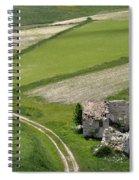 Parko Nazionale Dei Monti Sibillini, Italy 10 Spiral Notebook
