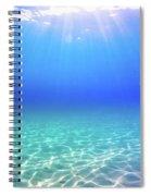 One Deep Breath Spiral Notebook