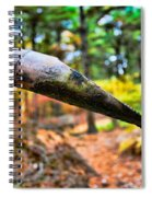 One Drop Amidst The Drought Spiral Notebook