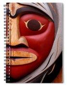 One Eye Spiral Notebook
