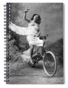 One For The Road, C1900 Spiral Notebook