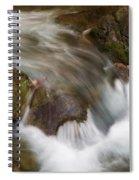 One Left Spiral Notebook