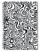 One Love Tribal Spiral Notebook