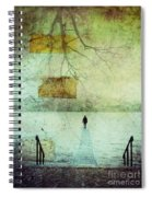 One Man In The Winter Of His Life Spiral Notebook