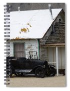 One Man's Treasure Spiral Notebook