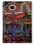 One More Turn Spiral Notebook
