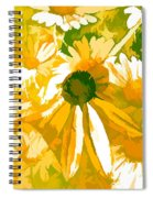 One Of The Crowd Spiral Notebook
