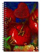 One Of Those Beautiful Still Life Spiral Notebook