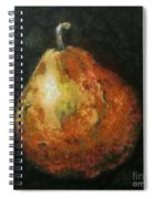 One Pear Spiral Notebook