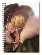 One Piece Spiral Notebook