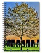 One Positive Eight Negatives Spiral Notebook