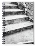 One Step Two Step  Spiral Notebook