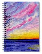 One Sunrise Spiral Notebook
