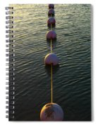 One Toke Over The Line Spiral Notebook