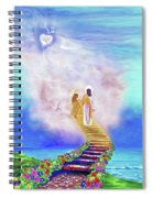 One Way To God Spiral Notebook
