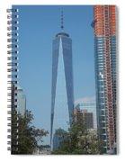 One World Trade Center 5 Spiral Notebook