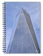 One World Trade Center New York City Spiral Notebook