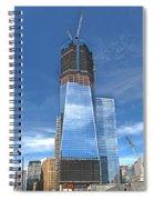 One World Trade Spiral Notebook