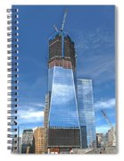 One World Trade Spiral Notebook