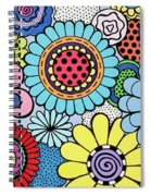 One Yellow Bloom Spiral Notebook