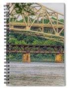 O'neil Bridge4 Spiral Notebook