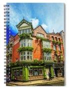 O'neill's In Dublin Spiral Notebook