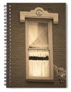 Jonesborough Tennessee - One Window Spiral Notebook