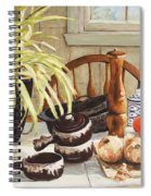 Onion Soup Tonight  Spiral Notebook