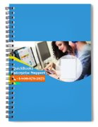 Online Support Phone Number For Quickbooks Enterprise Spiral Notebook