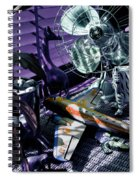 Only Angels Have Wings Spiral Notebook