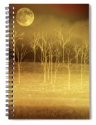 Only At Night Spiral Notebook