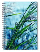 Only The Wind Knows Spiral Notebook