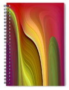 Oomph Spiral Notebook