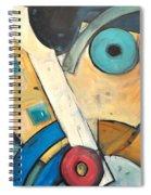 Ooo Spiral Notebook