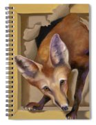 Oops I Was Looking For The Hen House Spiral Notebook