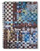 Op Art 102 Spiral Notebook