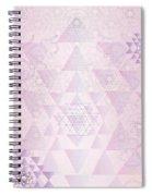 Artunscanable Spiral Notebook