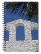 Open Air In St. Maarten Spiral Notebook