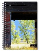 Open Door Spiral Notebook