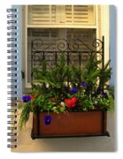 Open The Window Spiral Notebook