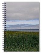 Open Vista. Lizard Point. Spiral Notebook