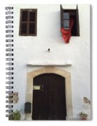 Open Window At The Chani Mestanas Spiral Notebook