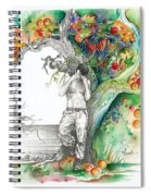 Open Your Eyes -the World Is Changing Spiral Notebook