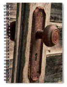 Opening The Past Spiral Notebook